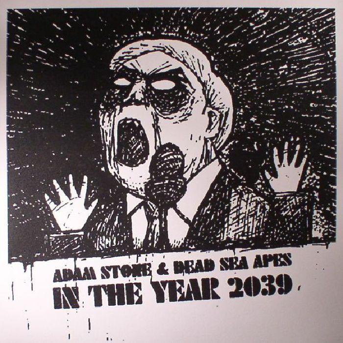 STONE, Adam/DEAD SEA APES - In The Year 2039
