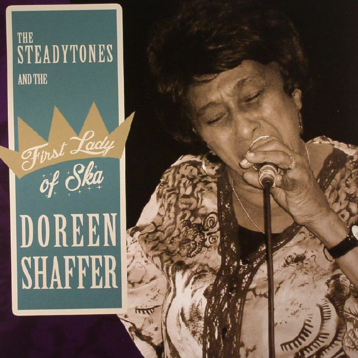 SHAFFER, Doreen/THE STEADYTONES - First Lady Of Ska