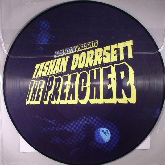 KOOL KEITH - Kool Keith presents Tashan Dorrsett: The Preacher