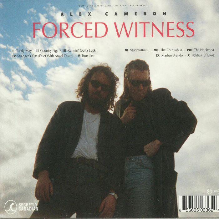 CAMERON, Alex - Forced Witness