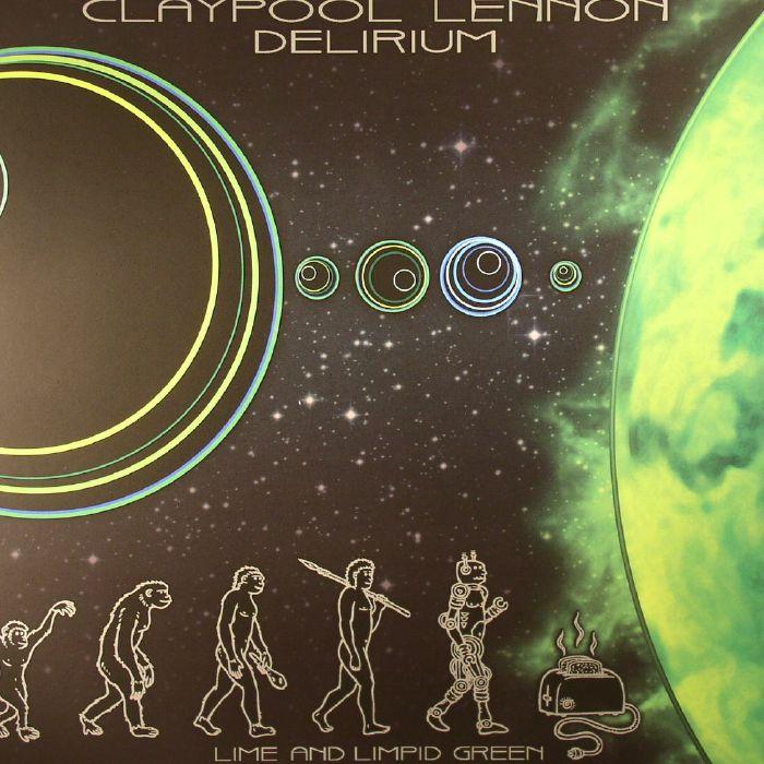 CLAYPOOL LENNON DELIRIUM, The - Lime & Limpid Green