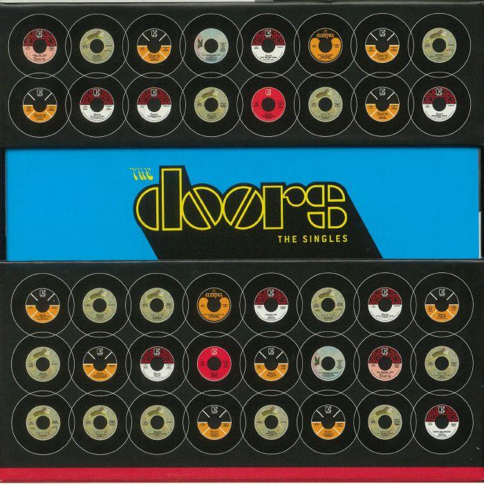 DOORS The - The Singles DOORS The - The Singles  sc 1 st  Juno Records & The DOORS The Singles vinyl at Juno Records.