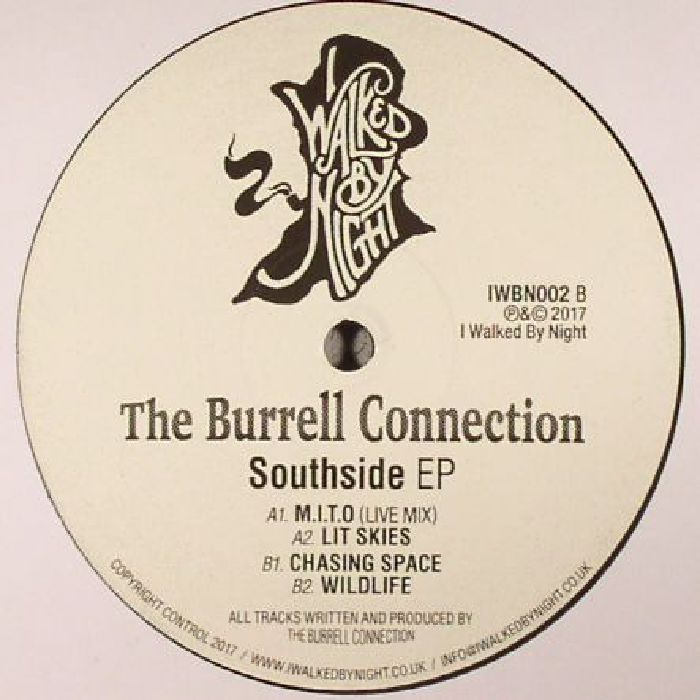 BURRELL CONNECTION, The - Southside EP