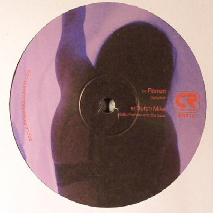 KEMP, Keith/A GARCIA/ROMAN/DUTCH MIKE - The Off Enders EP