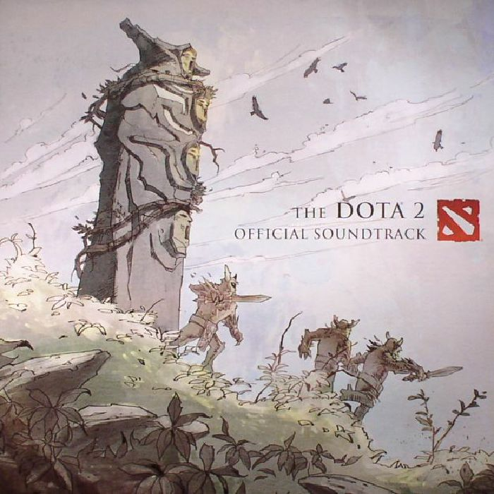 VALVE STUDIO ORCHESTRA - Dota 2 (Soundtrack)