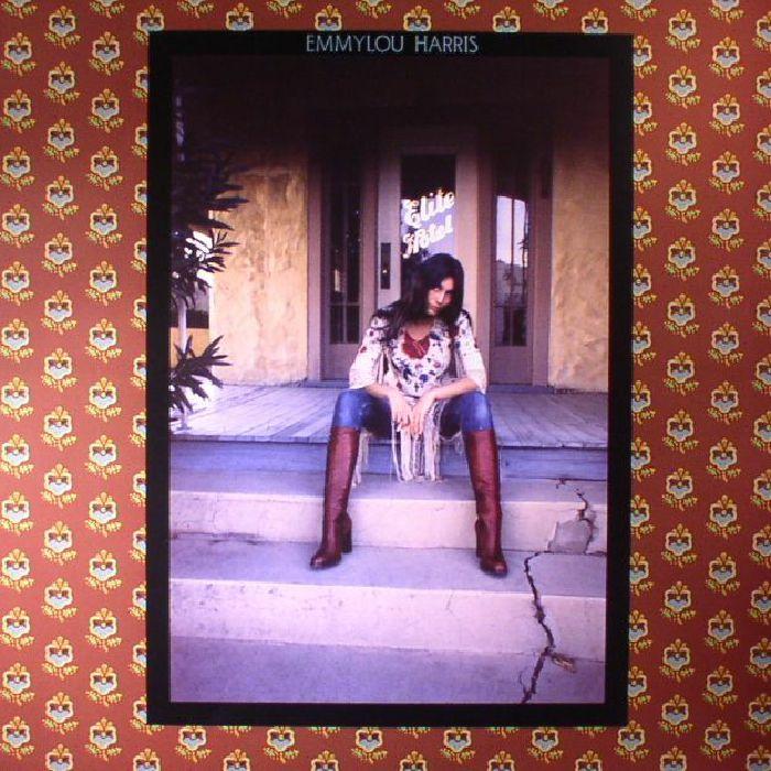 Emmylou Harris Elite Hotel Reissue Vinyl At Juno Records