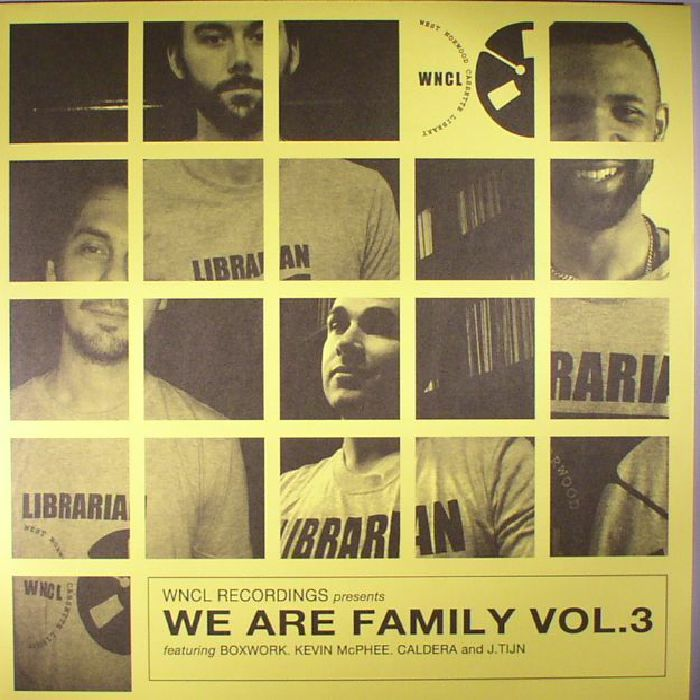 BOXWORK/KEVIN McPHEE/CALDERA/J TIJN - We Are Family Vol 3