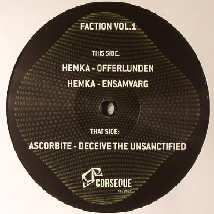 HEMKA/ASCORBITE - Faction Vol 1
