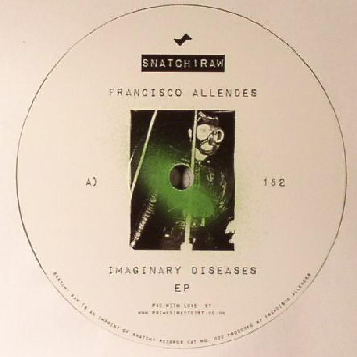 ALLENDES, Francisco - Imaginary Diseases EP