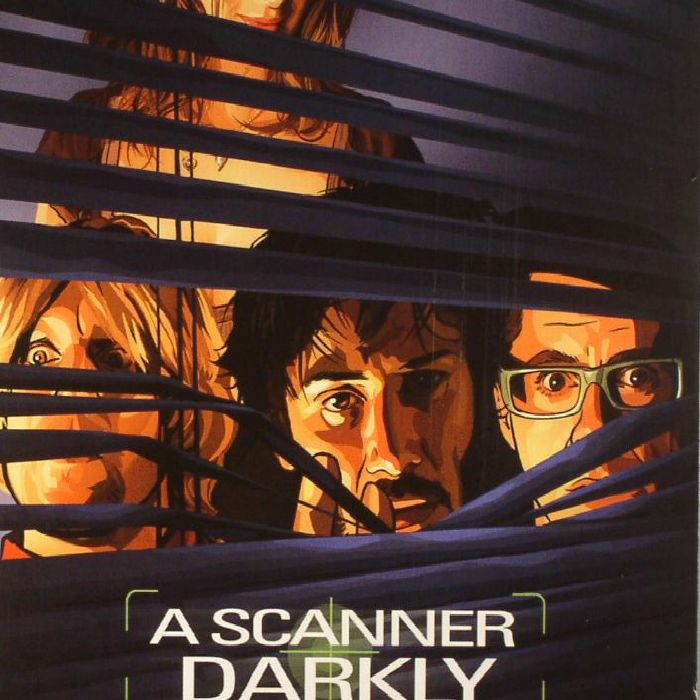 Graham Reynolds A Scanner Darkly Soundtrack Vinyl At