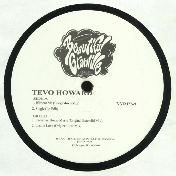 HOWARD, Tevo - Without Me (reissue)