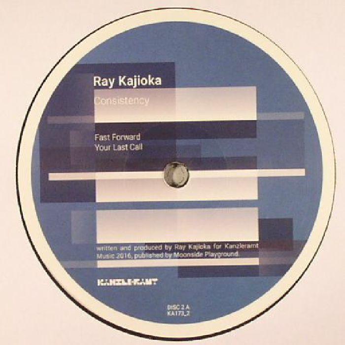 KAJIOKA, Ray - Consistency 2