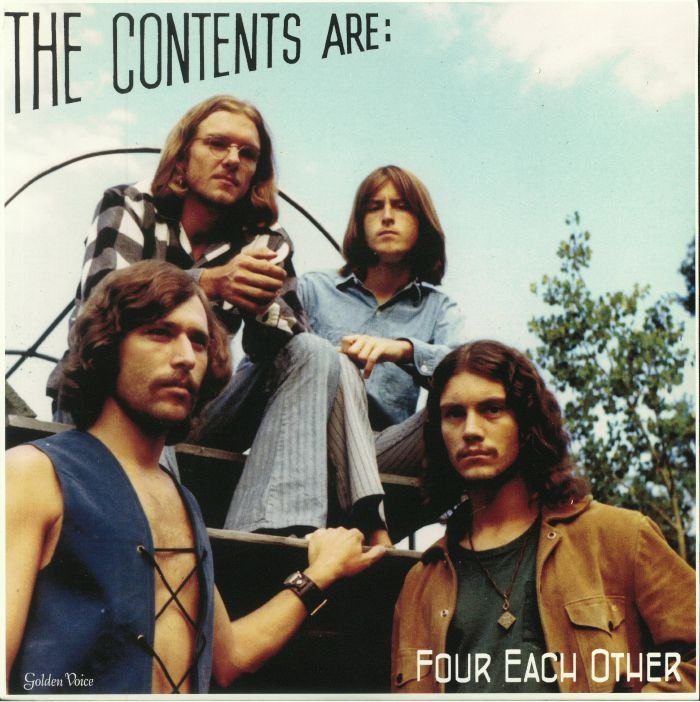 CONTENTS ARE, The - Four Each Other