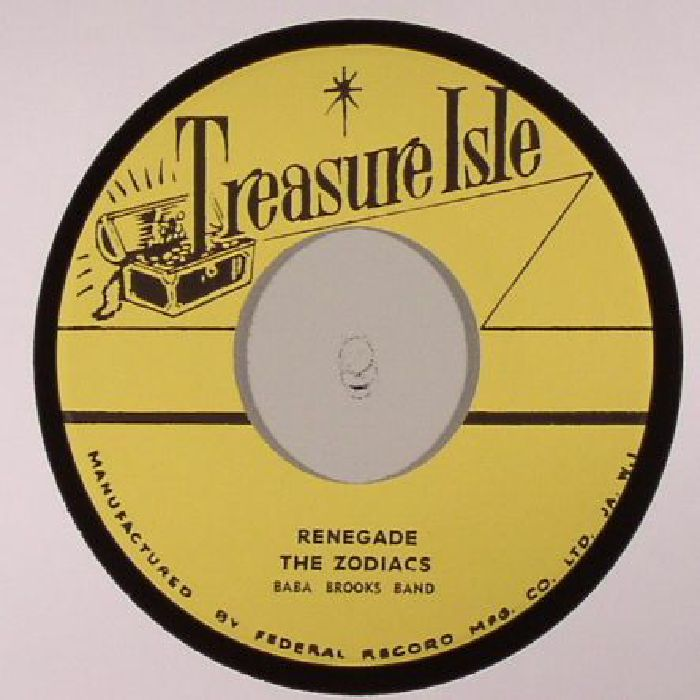 ZODIACS, The/BABA BROOKS BAND - Renegade
