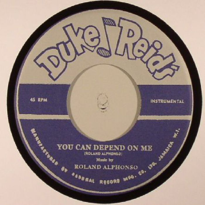 REID, Duke & HIS GROUP/ROLAND ALPHONSO - Joannie I Need You