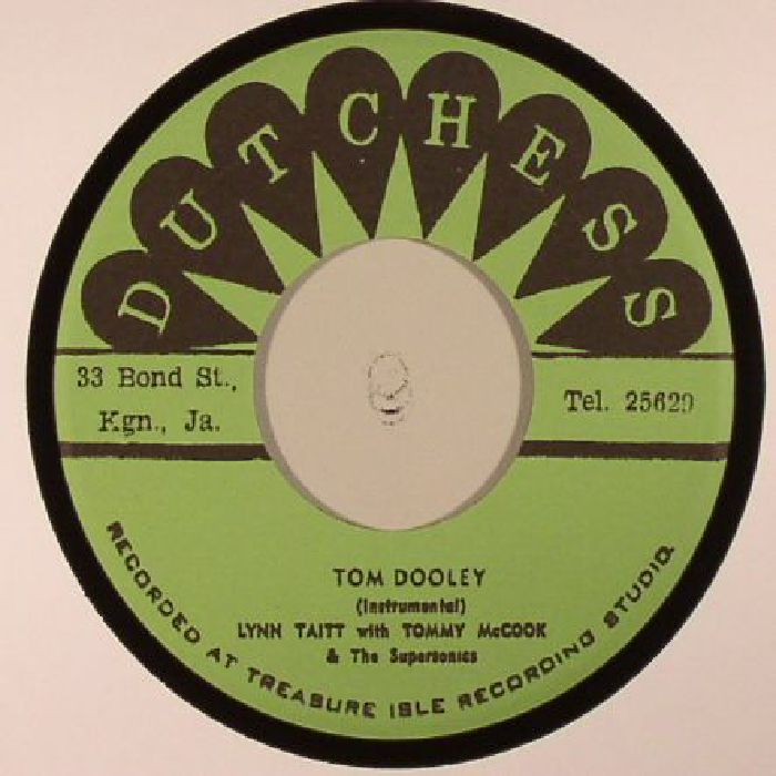 HAMLINS, The/TOMMY McCOOK/THE SUPERSONICS/LYNN TAITT - Why You Have To Walk This Way