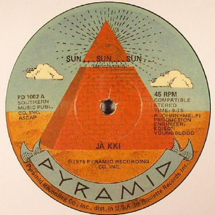 JAKKI/PHIL MEDLEY/THE MVB ORCHESTRA - Sun Sun Sun(reissue)