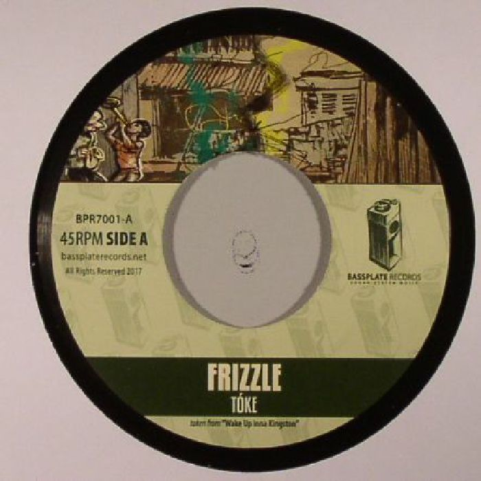 TOKE/HERBIE FADERS/MICHAEL BASS - Frizzle