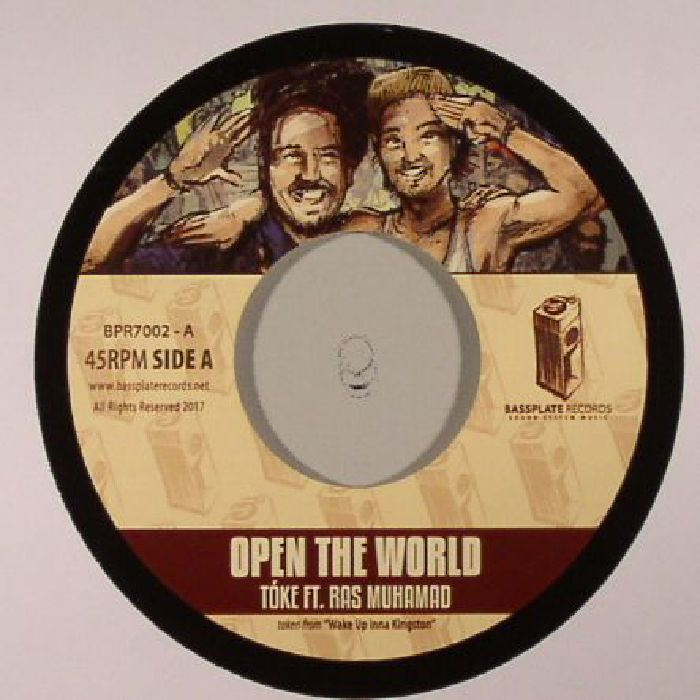 TOKE/HERBIE FADERS/MICHAEL BASS - Open The World