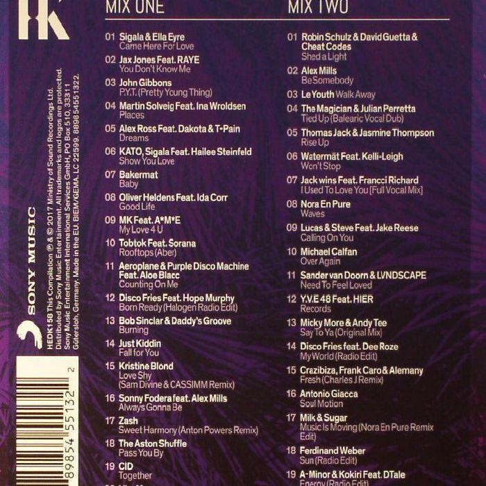 Various Hed Kandi Ibiza 2017 Vinyl At Juno Records