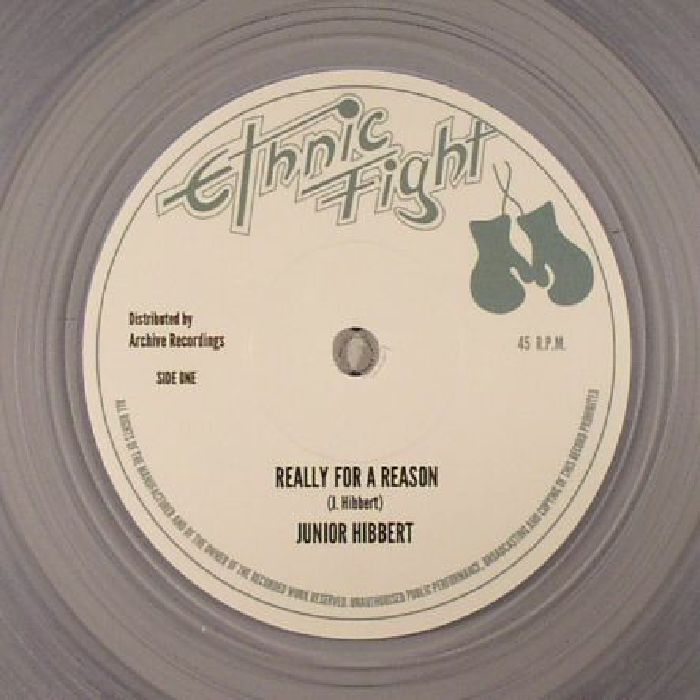 JUNIOR HIBBERT/ETHNIC FIGHT BAND - Really For A Reason