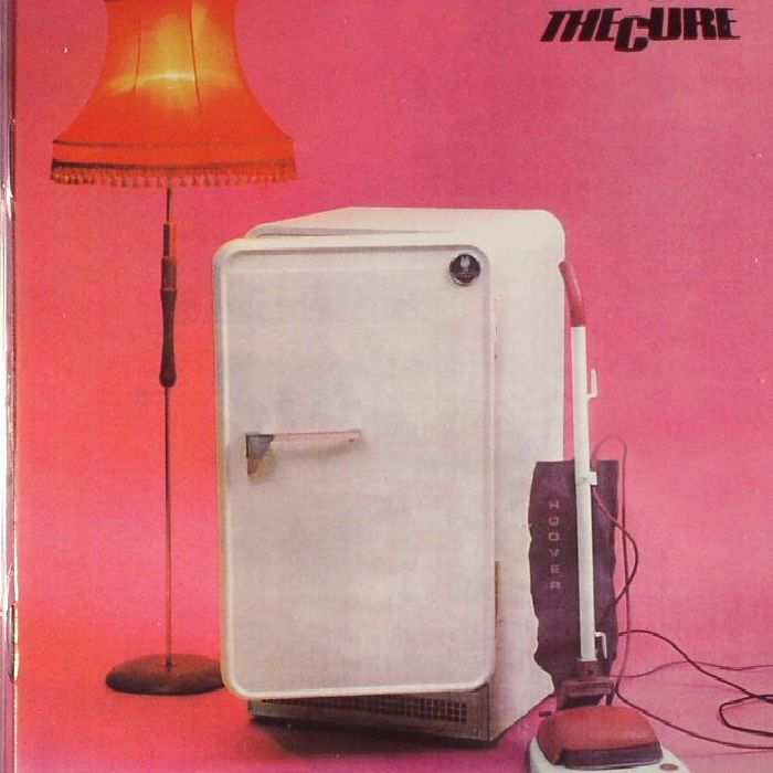 The Cure Three Imaginary Boys Remastered Amp Expanded
