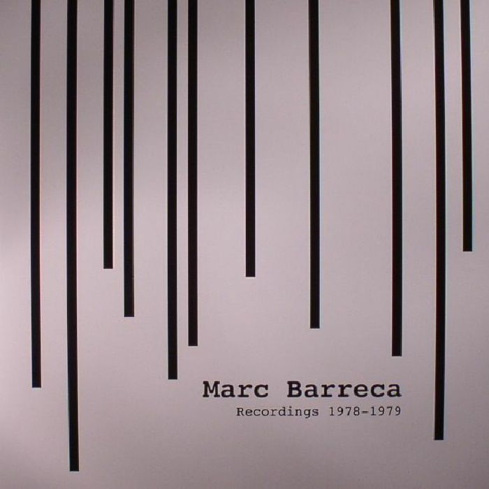 BARRECA, Marc - Recordings 1978-1979
