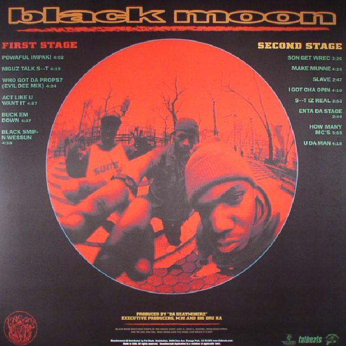 BLACK MOON - Enta Da Stage: Instrumentals