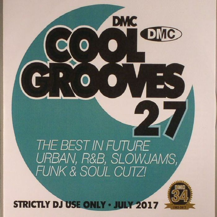 VARIOUS - Cool Grooves 27: The Best In Future Urban R&b Slowjams Funk & Soul Cutz! (Strictly DJ Only)