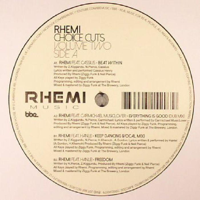 RHEMI - Choice Cuts Volume Two