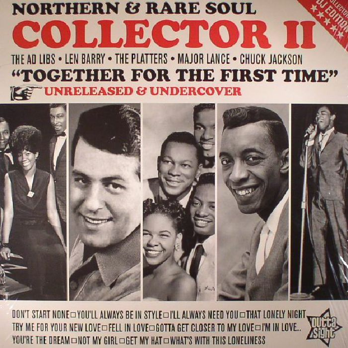 VARIOUS - Northern & Rare Soul Collector II