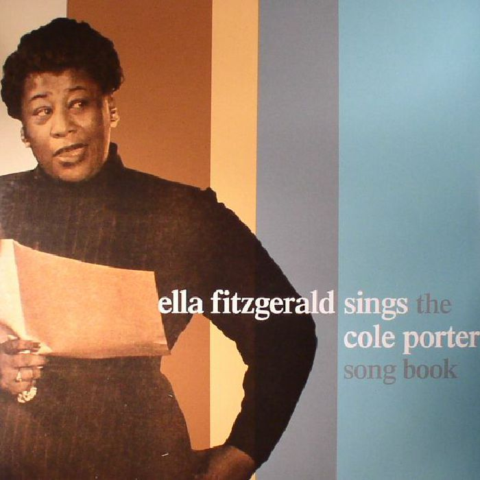 Ella Fitzgerald Sings The Cole Porter Song Book Vinyl At