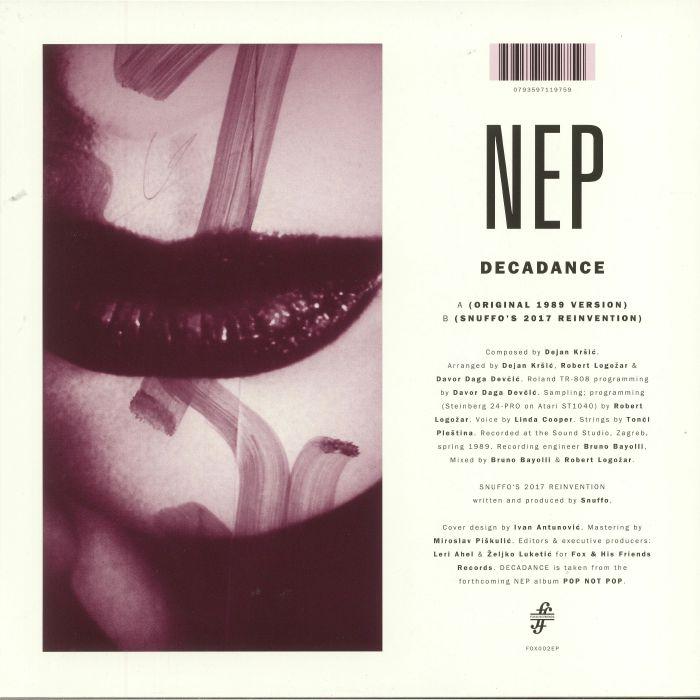 NEP - Decadance