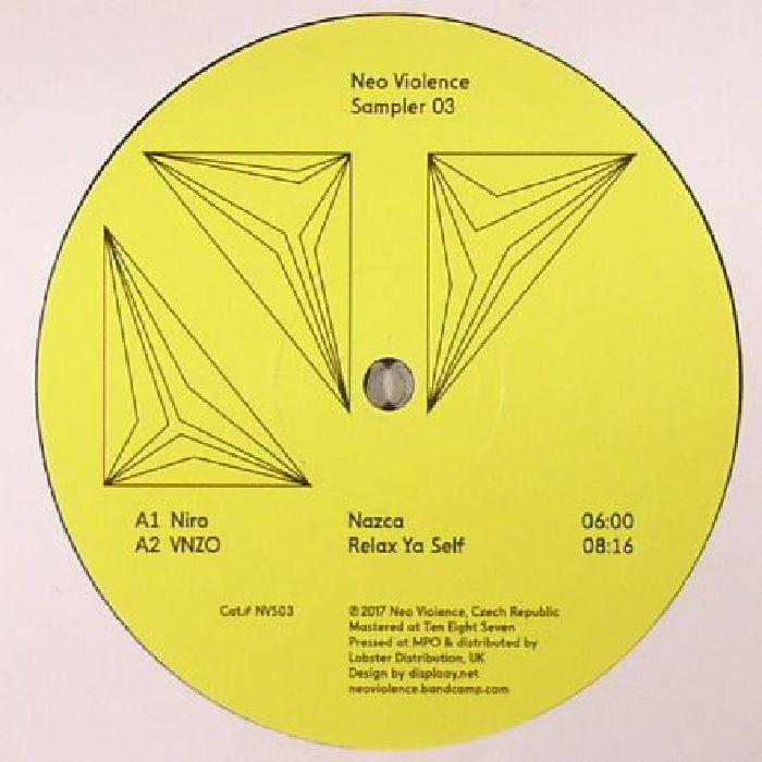 NIRO/VNZO/NMSS/JJUAN/ZOLAA - Neo Violence Sampler 03