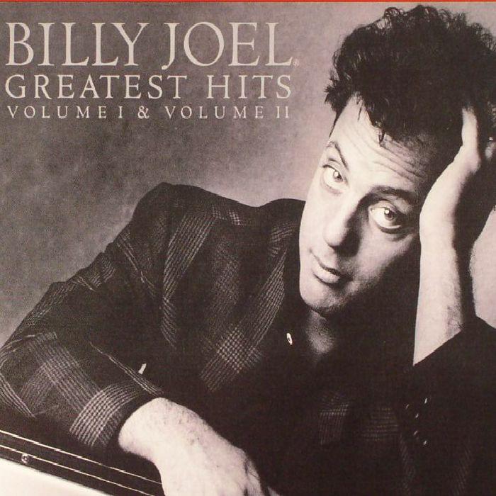 Greatest Hits Vols 1 2 Billy Joel: Billy JOEL Greatest Hits Volume 1 & Volume 2 (remastered