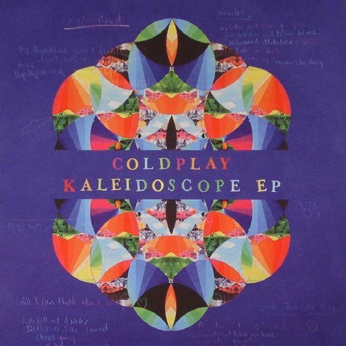 COLDPLAY - Kaleidoscope EP