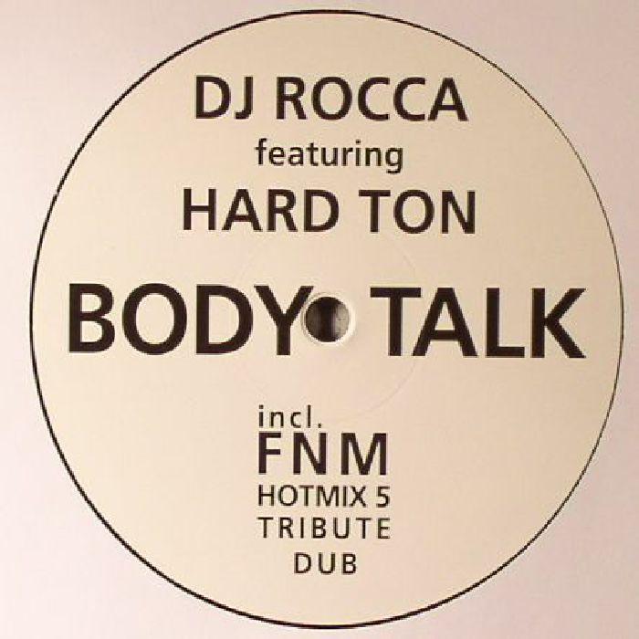 DJ ROCCA  feat HARD TON - Body Talk