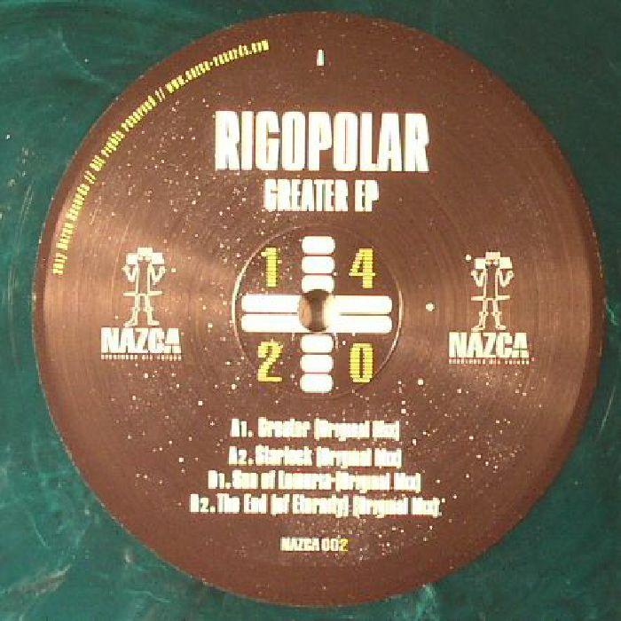 RIGOPOLAR - Greater EP