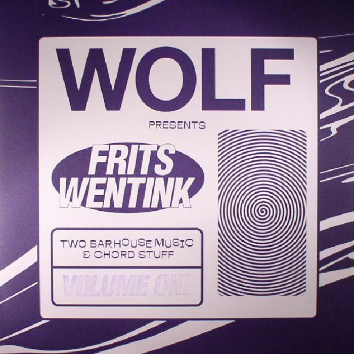 WENTINK, Frits - Two Bar House Music & Chord Stuff Volume One