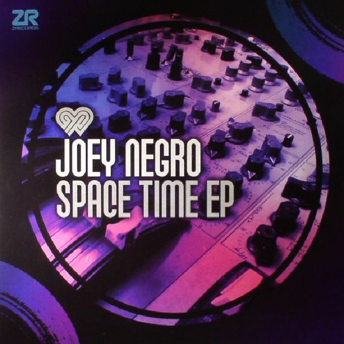 NEGRO, Joey - Space Time EP