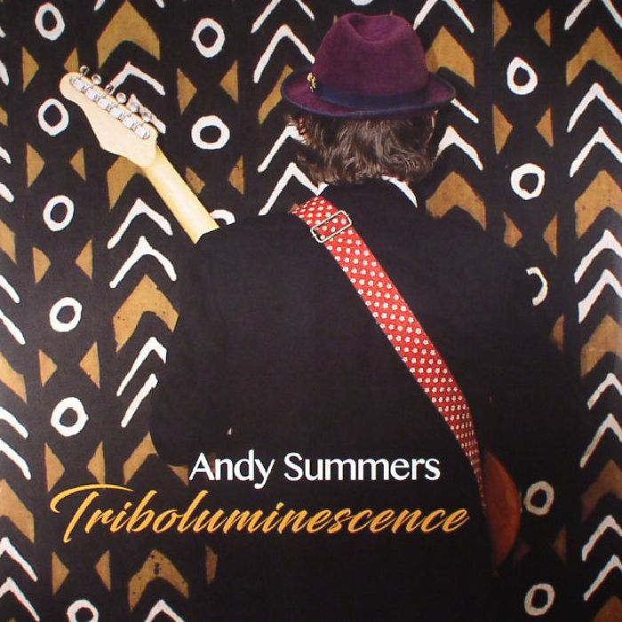 SUMMERS, Andy - Triboluminescence