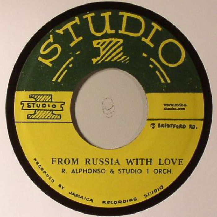 ALPHONSO, Roland/STUDIO 1 ORCHESTRA - From Russia With Love