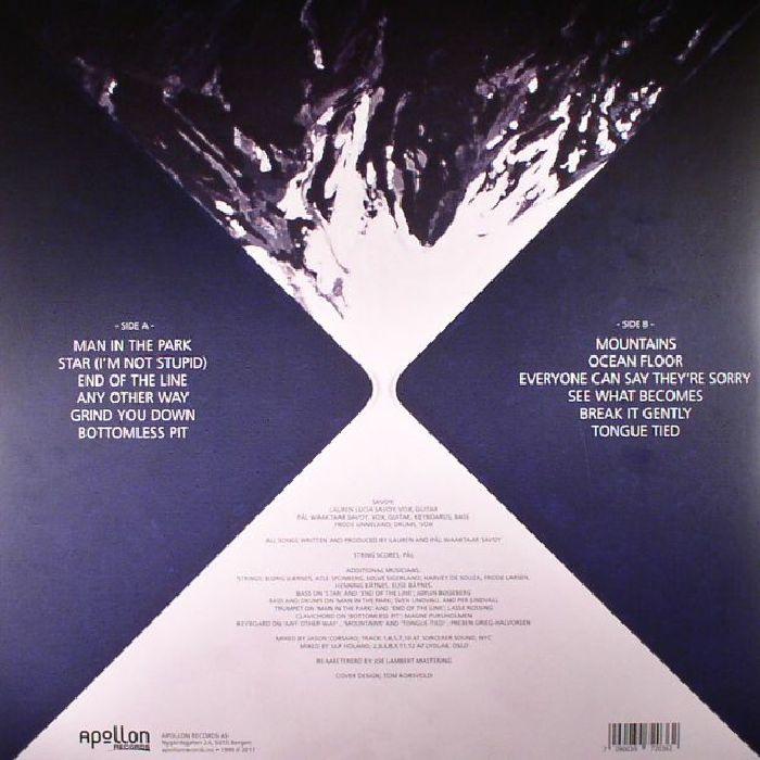 SAVOY - Mountains Of Time (reissue)