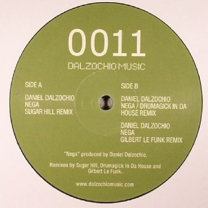 DALZOCHIO, Daniel - Nega Remixes