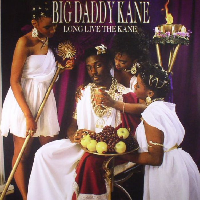BIG DADDY KANE - Long Live The Kane (reissue)