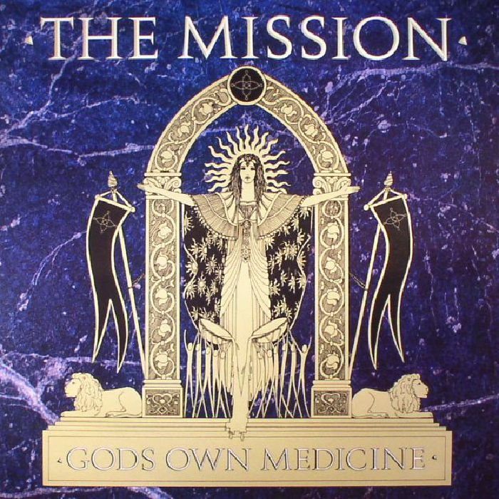 MISSION, The - Gods Own Medicine (remastered)