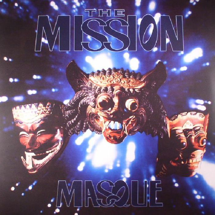 MISSION, The - Masque (remastered)