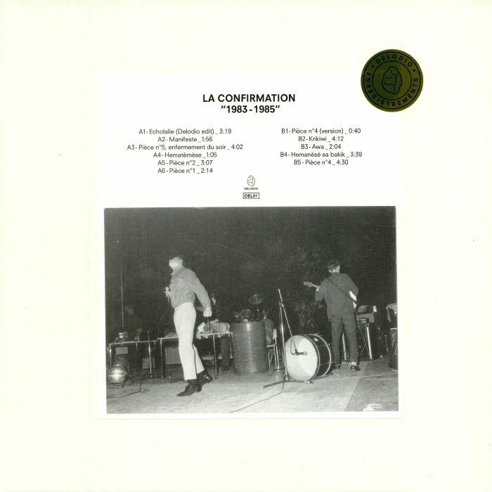 LA CONFIRMATION - 1983-1985