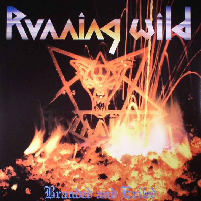 RUNNING WILD - Branded & Exiled (reissue)