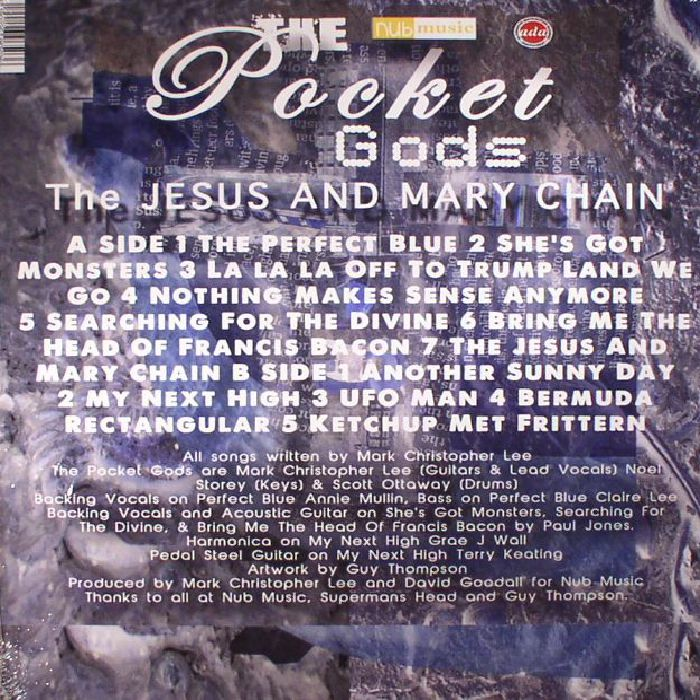POCKET GODS, The - The Jesus & Mary Chain